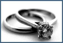 Engagement Ring starting the K-1 process